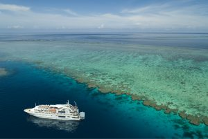 Small-Ship Cruises Restart including Coral Discoverer
