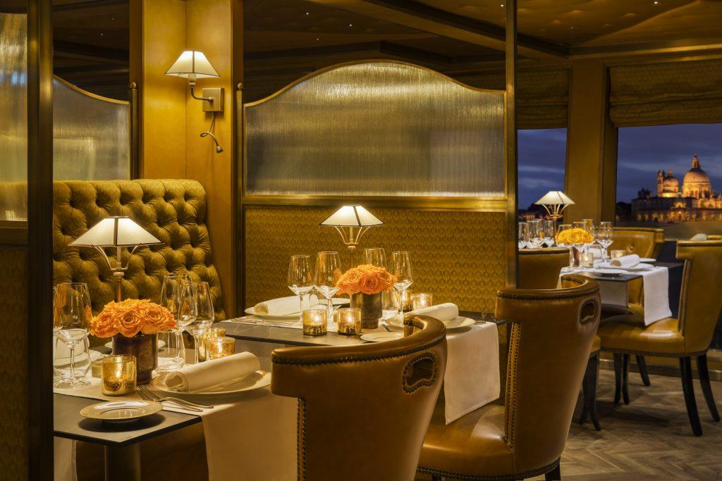 Uniworld's La Venezia interior