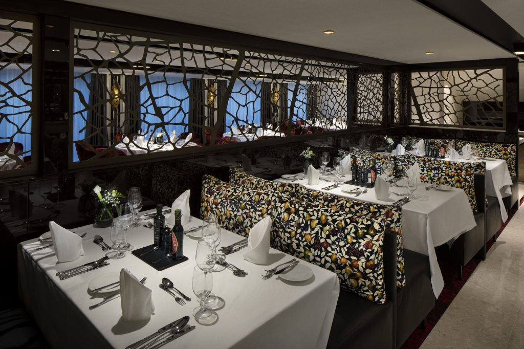no more buffets on Amawaterways