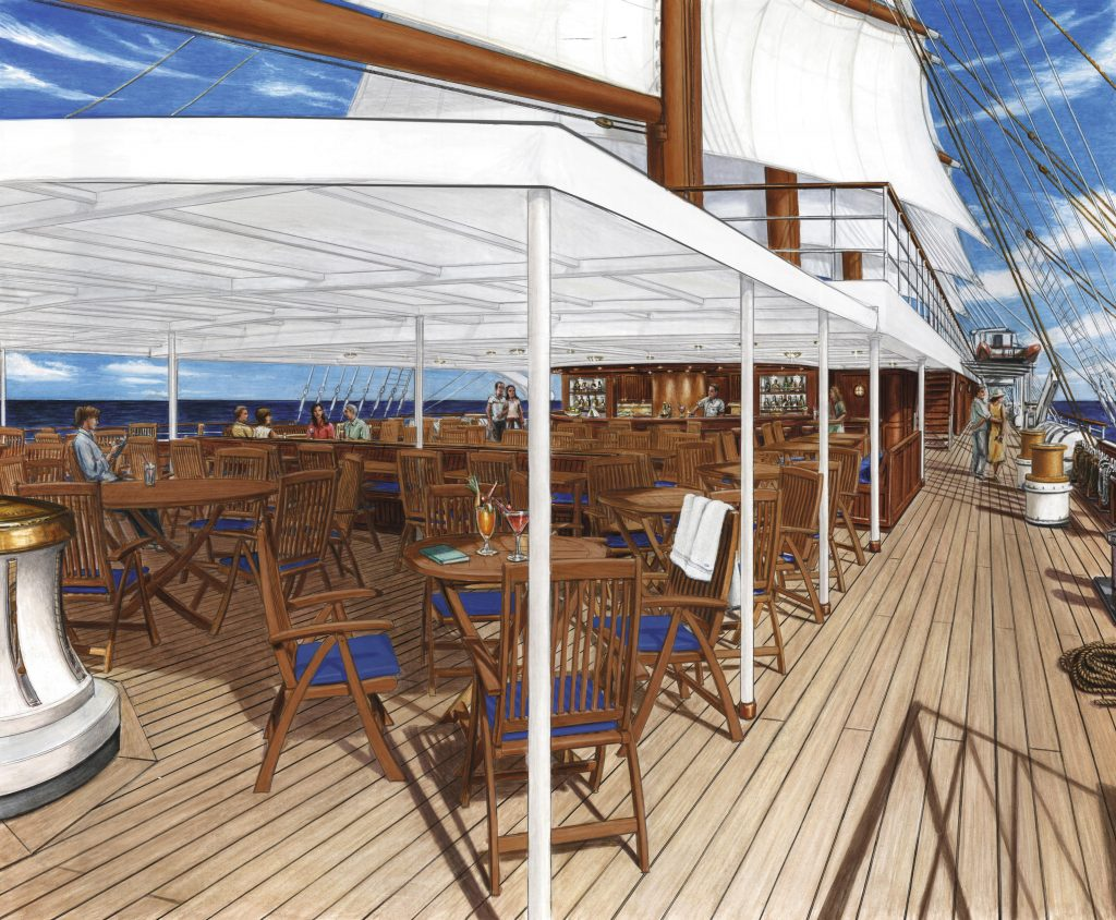 Sea Cloud cancels Caribbean and looks to Europe for 2021
