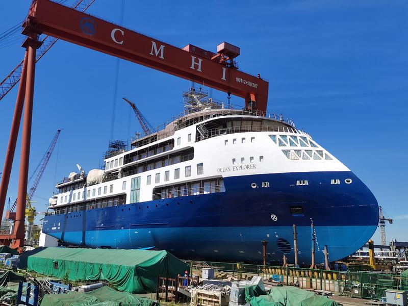 Ocean Explorer for SunStone ships