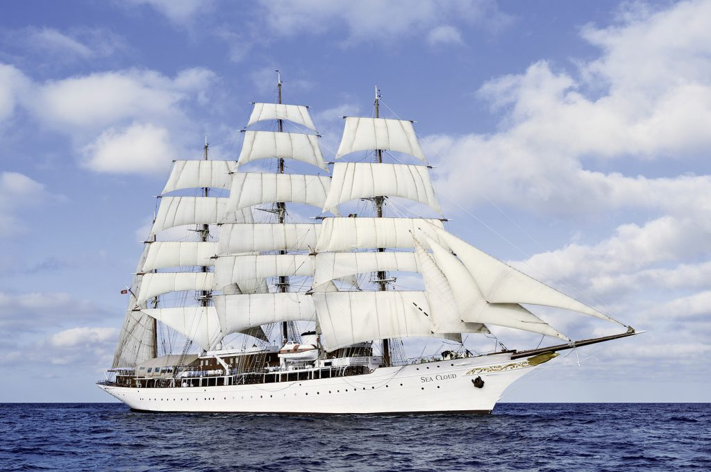 Sea Cloud cancels winter Caribbean