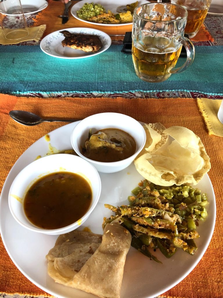 Vaikundam lunch in Kerala