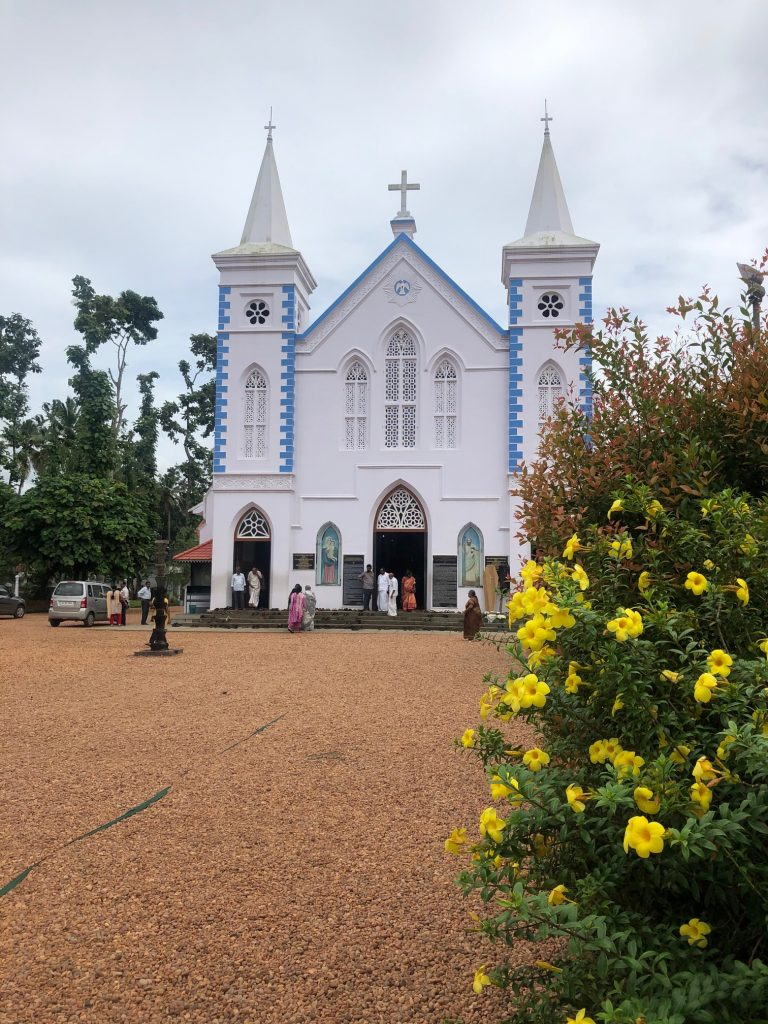 Catholic church in Kerala