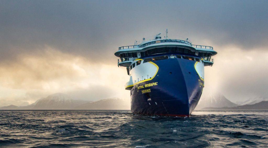 Antarctica cruises canceled including Nat Geo Endurances