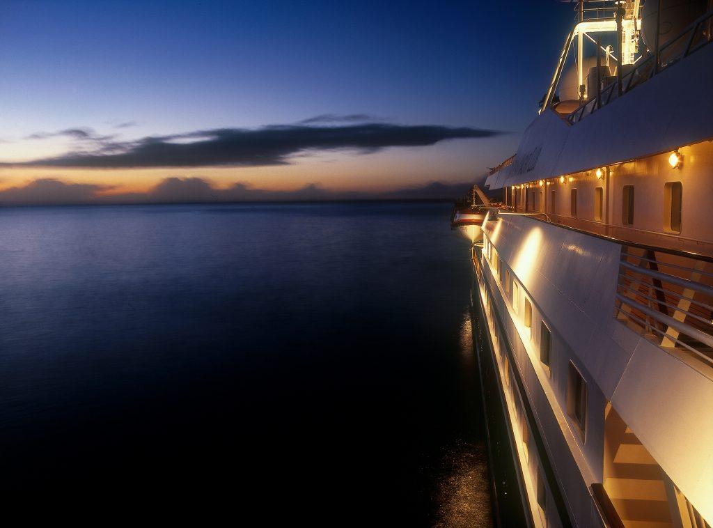 Sea Dream 1 embarked on a Caribbean cruise last week