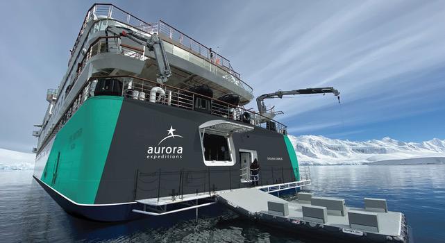 Sylvia Earle expedition ship