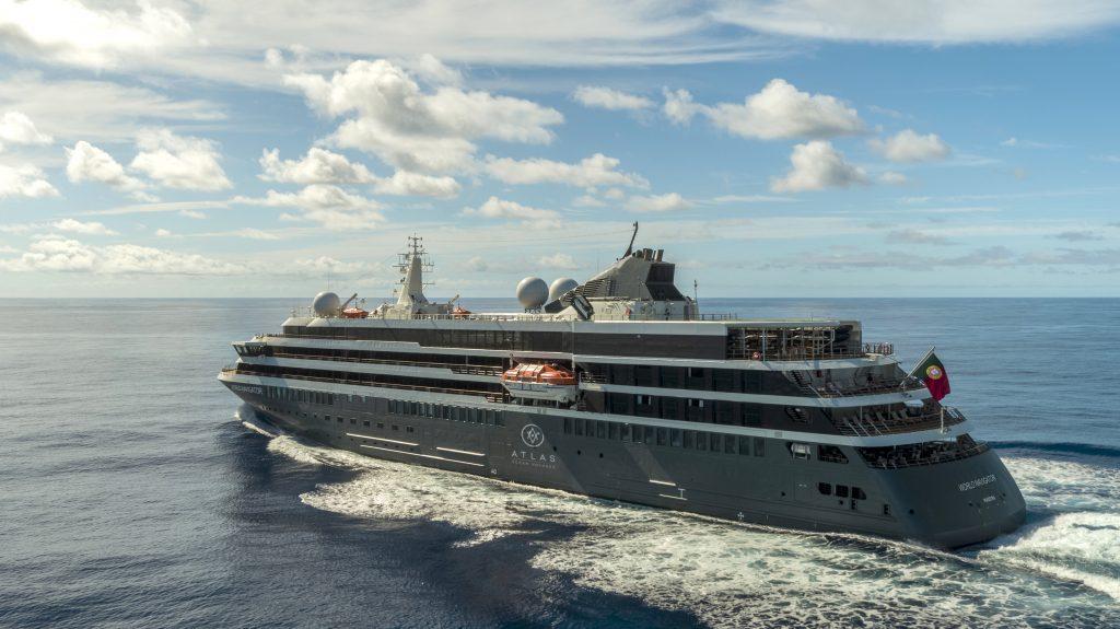 Atlas Ocean Voyages World Navigator