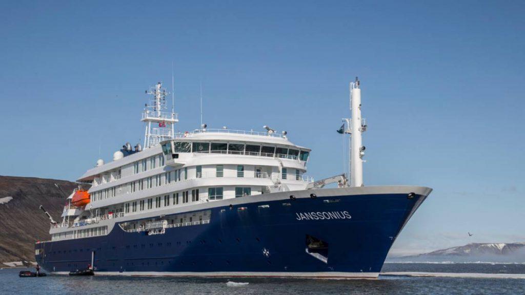 Oceanwide Expeditions' Janssonius